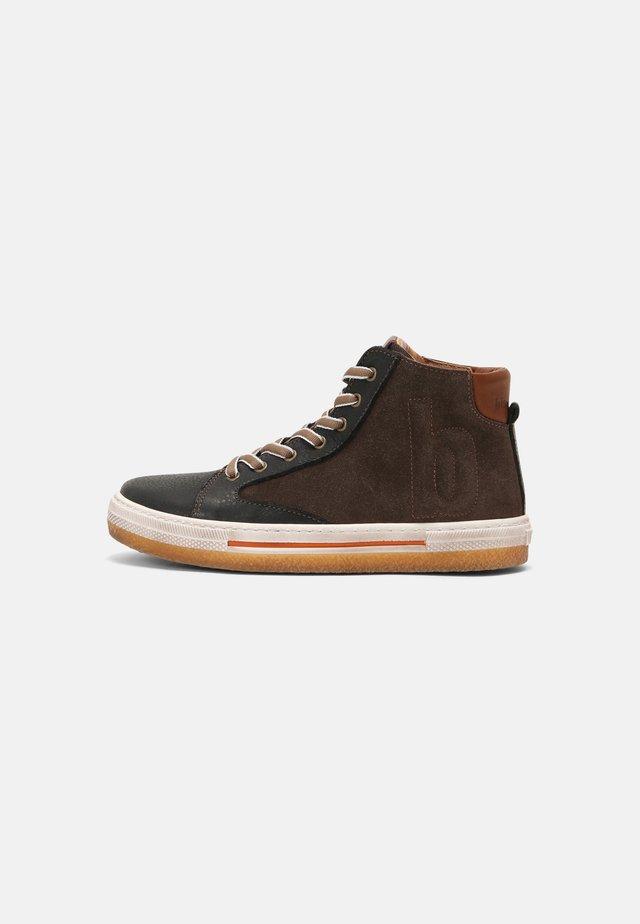 GEORG - Sneakers high - black
