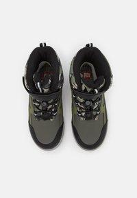 Pax - UNISEX - Winter boots - dark green - 3