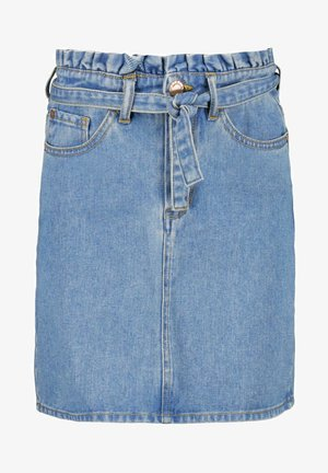 Denim skirt - medium used