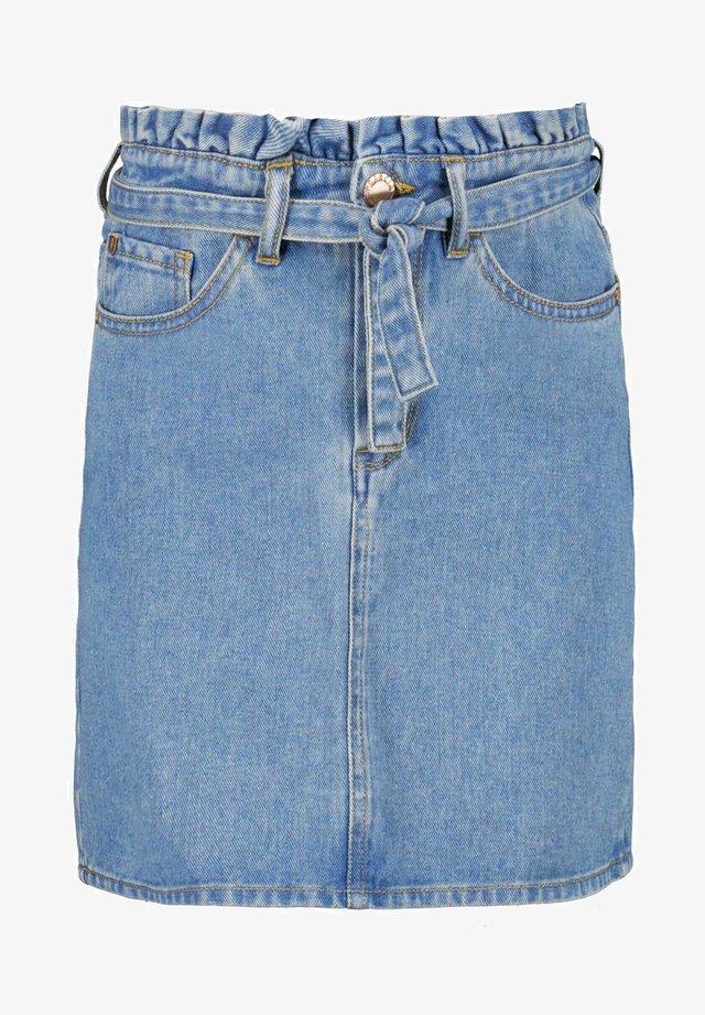 Jupe en jean - medium used