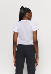 Under Armour - SPORT HI LO  - T-Shirt basic - white - 2