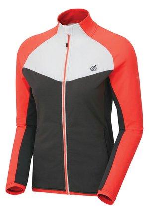 ALLEGIANCE  - Fleece jacket - ebony/frycrl
