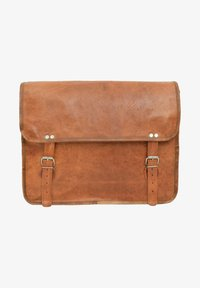 Gusti Leder - Briefcase - brown