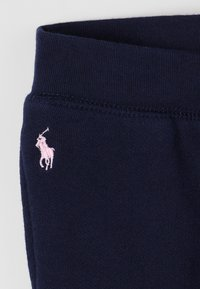 Polo Ralph Lauren - DRAPEY TERRY - Tracksuit bottoms - french navy - 3