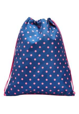 NAVY SPOT - Sportovní taška - blue
