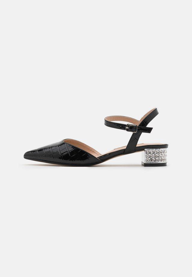 COURT - Classic heels - black