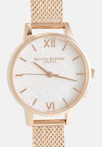 Olivia Burton - GLITTER DIAL - Watch - roségold-coloured/white - 4