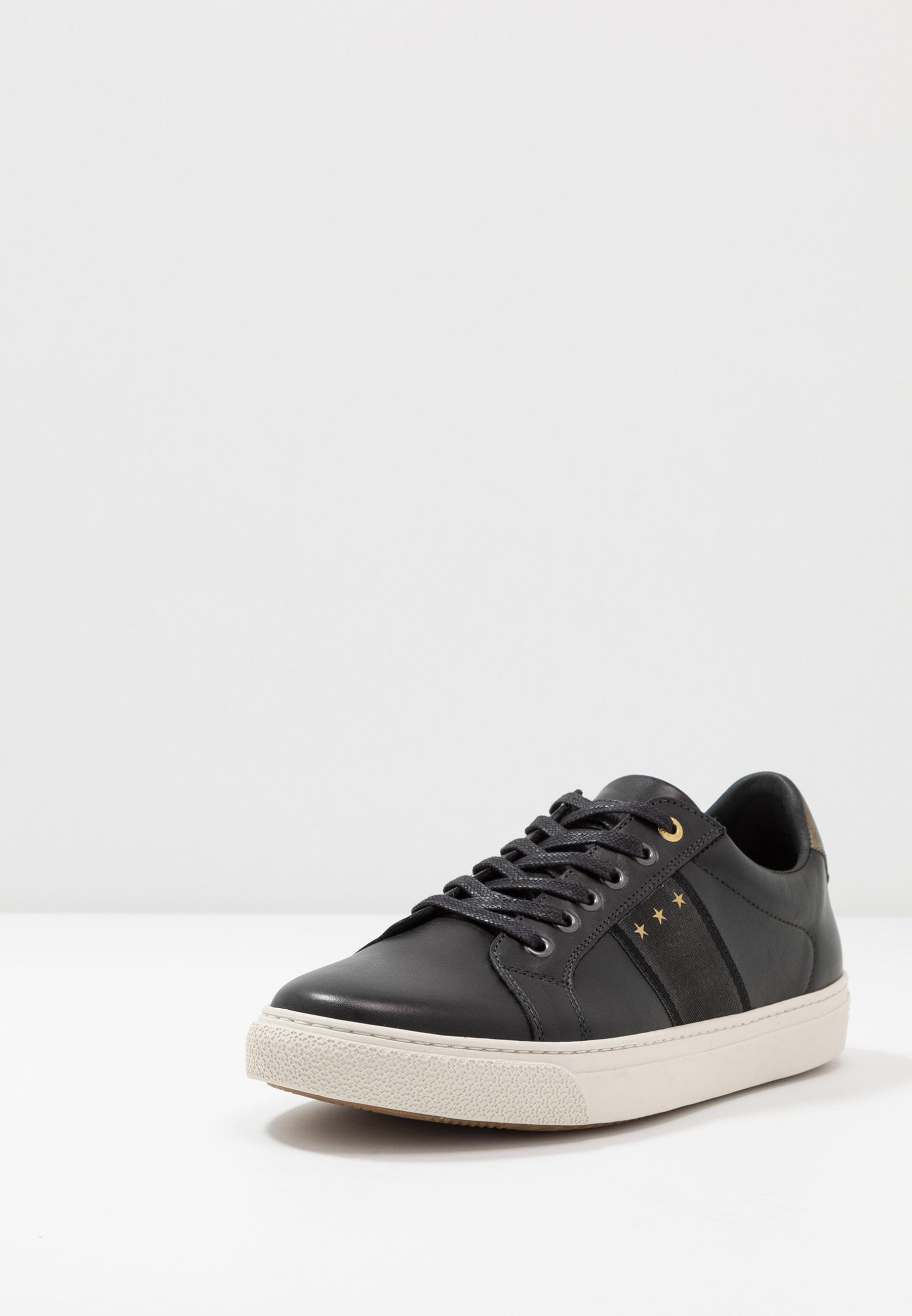 Pantofola dOro NAPOLI UOMO - Sneaker low - black/schwarz - Herrenschuhe ltEds