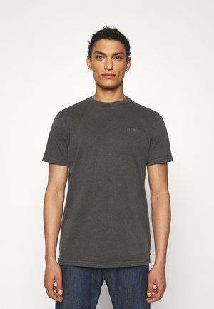 CASUAL TEE SHORT SLEEVE - Basic T-shirt - dark grey