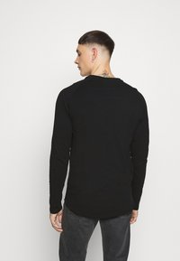 Redefined Rebel - MICHAEL TEE - Long sleeved top - black - 2