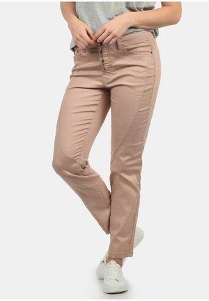ELBJA - Straight leg jeans - light pink