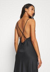 LingaDore - LONG DRESS - Nachthemd - black - 3