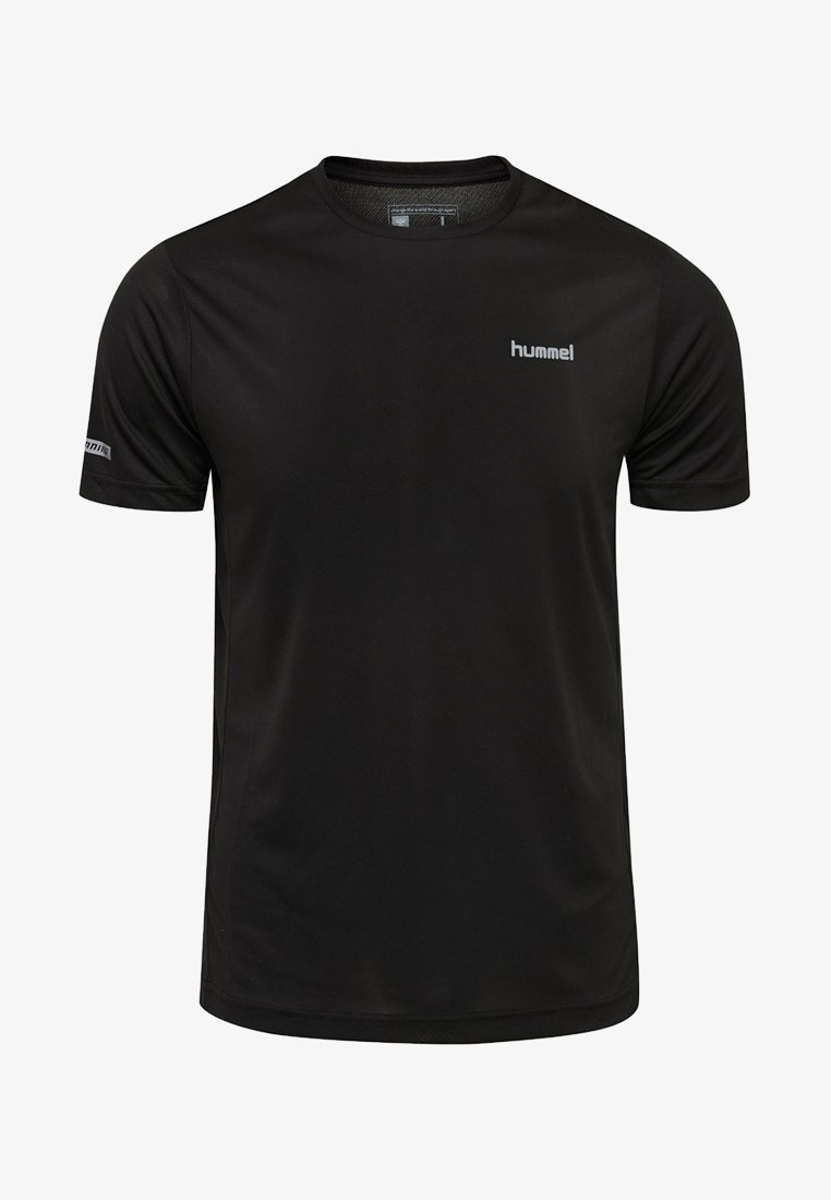 Hummel - ELTAN - Basic T-shirt - black