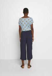 s.Oliver - 7/8 - Kalhoty - blue - 2