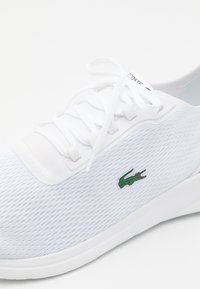 Lacoste - FIT - Sneakers basse - white - 5
