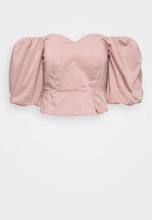 LOVELY - Blouse - light pink