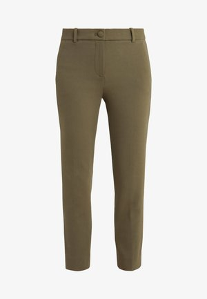 CAMERON  - Trousers - frosty olive