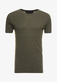 CHASIN' - BASE - Basic T-shirt - green - 3