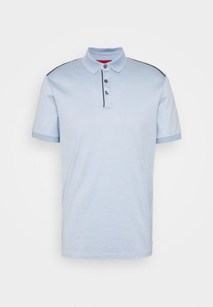 DOGA  - Polo shirt - light blue