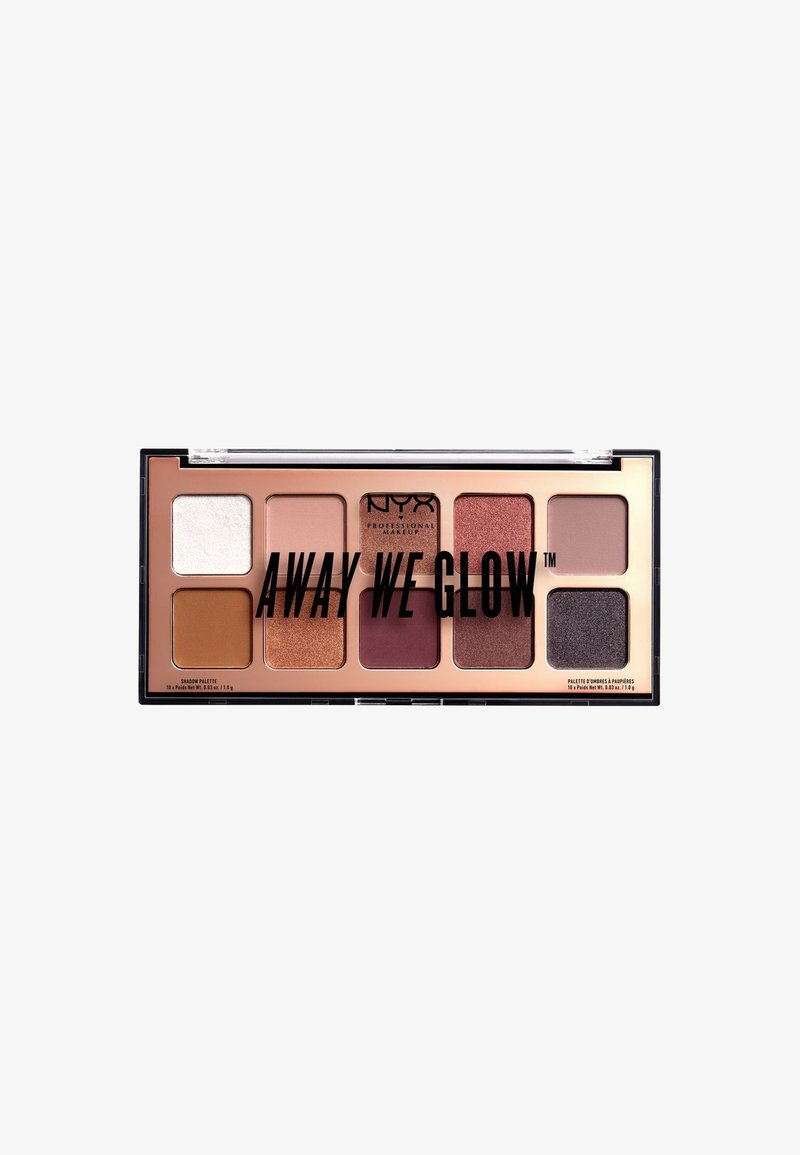 Nyx Professional Makeup - AWG SHADOW PALETTE - Eyeshadow palette - 1 lovebeam