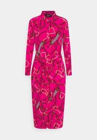 Lauren Ralph Lauren - DRESS - Skjortekjole - nouveau bright - 5