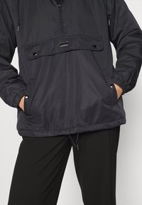 Obey Clothing - RIPPLE ANORAK - Windbreaker - black - 5