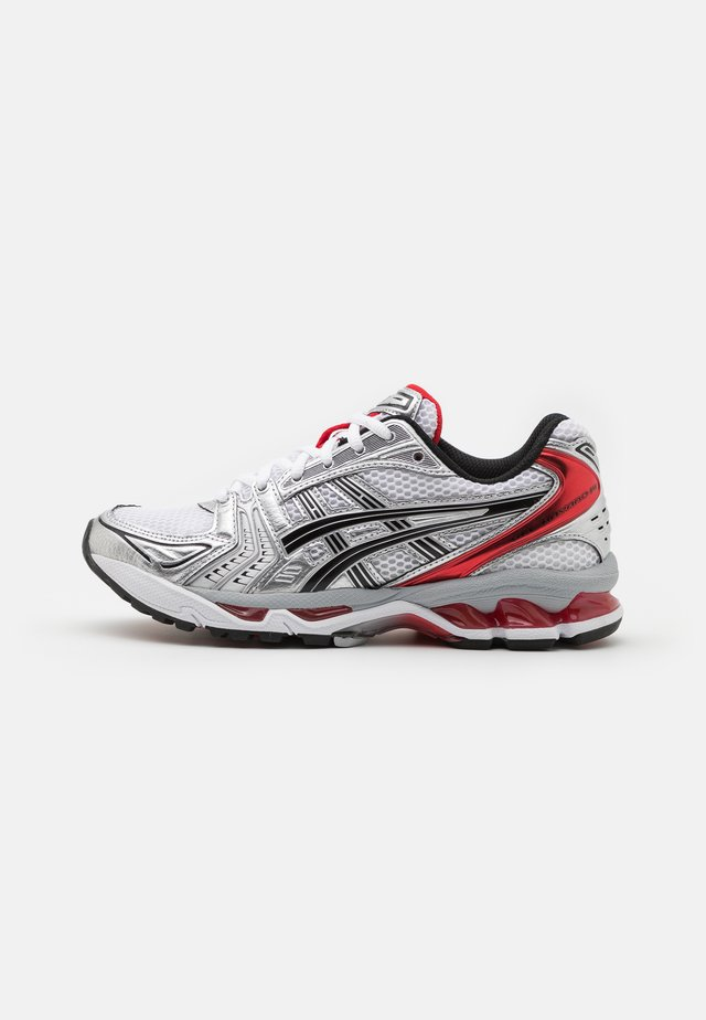 GEL-KAYANO 14 UNISEX - Zapatillas - white/classic red