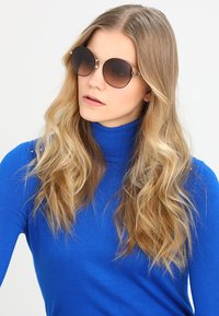 Burberry - Sunglasses - brown - 1