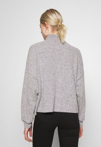 New Look - BRUSHED BOXY - Jersey de punto - light grey - 2