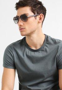 Ray-Ban - Okulary przeciwsłoneczne - gunmetal - 0