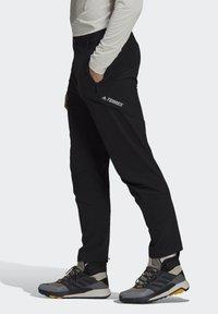 adidas Performance - TERREX ZUPAHIKE TROUSERS - Broek - black - 2