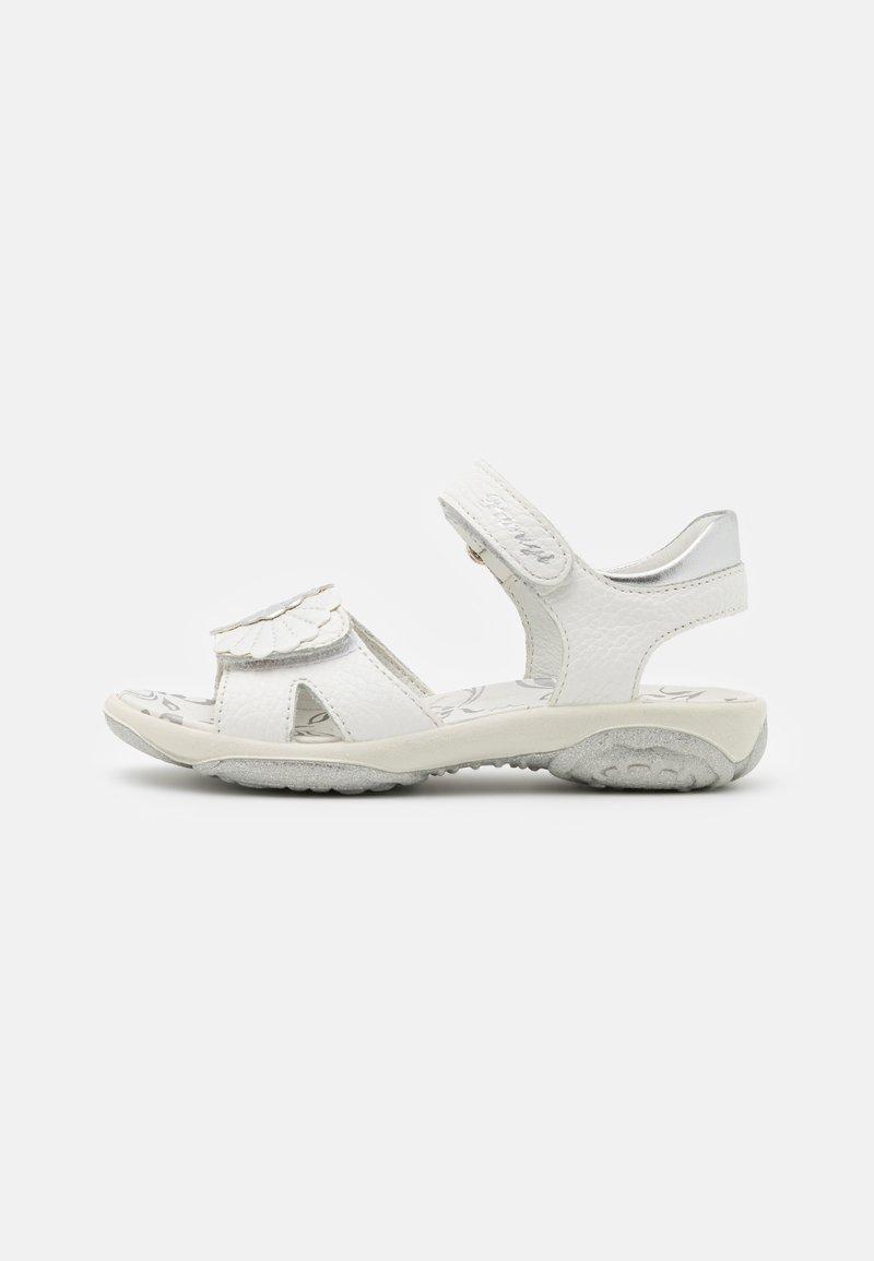 Primigi - Sandals - latte/argento