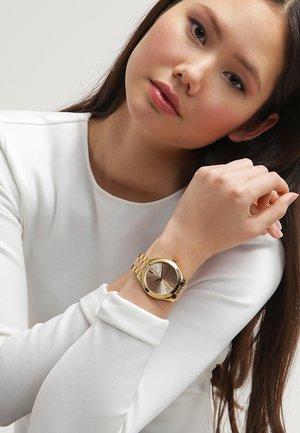 Watch - goldfarben/roségoldfarben