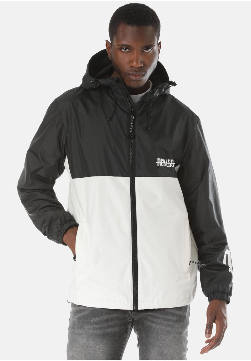Young and Reckless - Light jacket - white