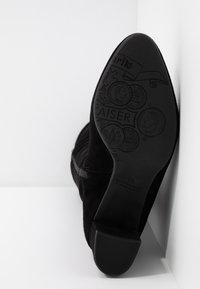 Peter Kaiser Wide Fit - WIDE FIT BARLA - Boots - schwarz - 6