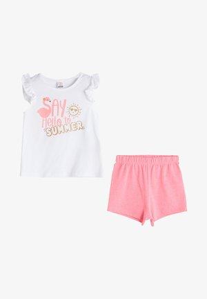 SETS - Shorts - white