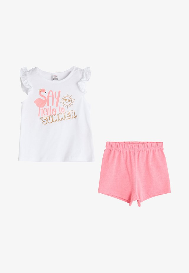 SETS - Shorts - white