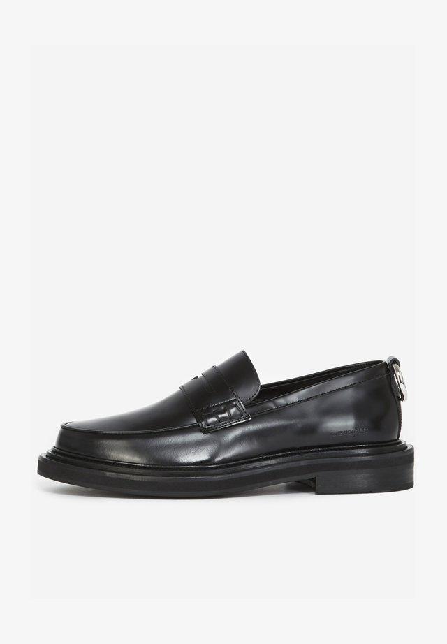 DERBIES  - Eleganckie buty - black