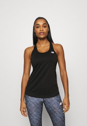 ACCELERATE TANK - Toppe - black