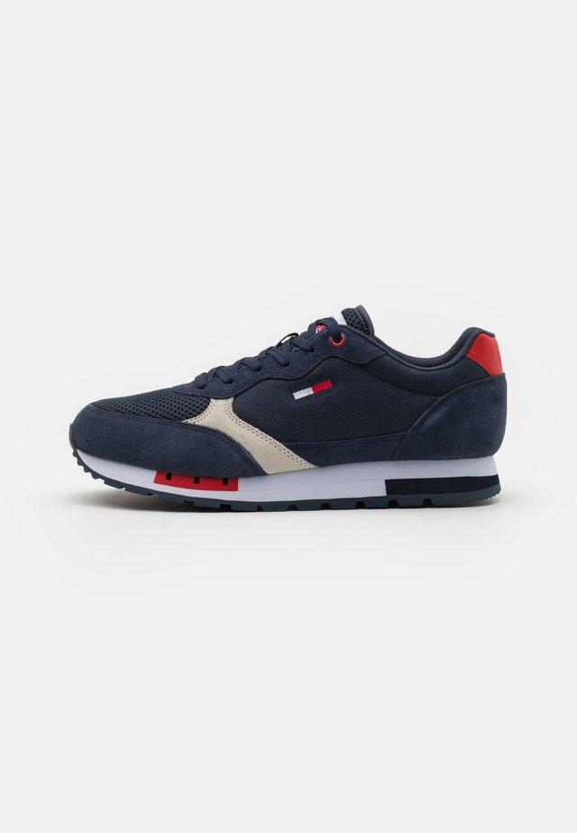 RETRO RUNNER MIX - Sneakers basse - twilight navy
