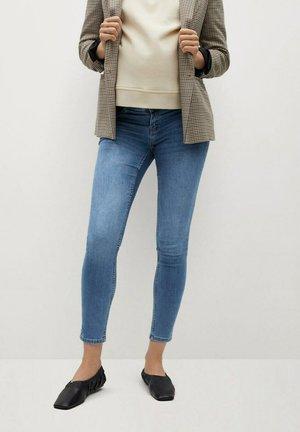 MTERNITY-I - Jeans Skinny Fit - mittelblau