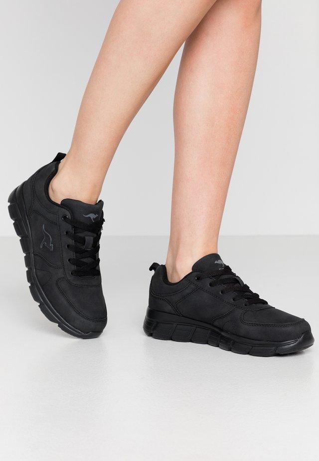 KR-ARLA - Sneakers laag - jet black/mono