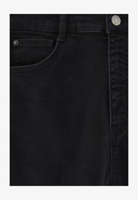 PULL&BEAR - WITH VERY HIGH WAIST - Jeans Skinny Fit - black - 5