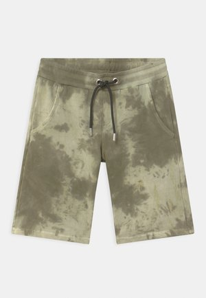 BOYS  - Teplákové kalhoty - dunkelgrün