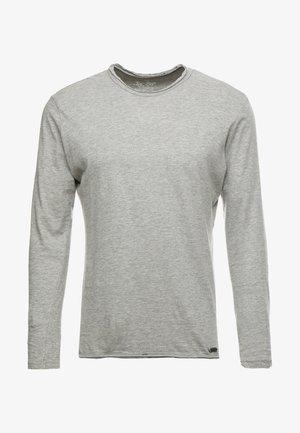 CHEESE - Long sleeved top - silver melange