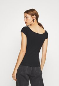 Calvin Klein - BARDOT PRIDE - Print T-shirt - black - 2