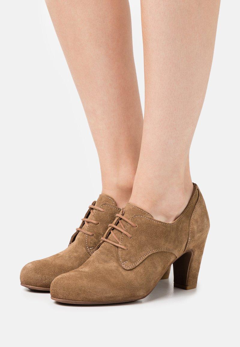 Felmini - WILMA - Lace-up heels - marvin stone