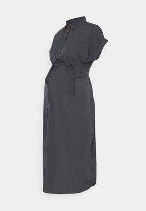 OLMHANNOVER DRESS - Shirt dress - india ink