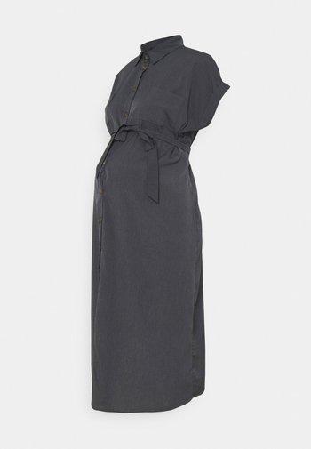 OLMHANNOVER DRESS - Sukienka koszulowa - india ink