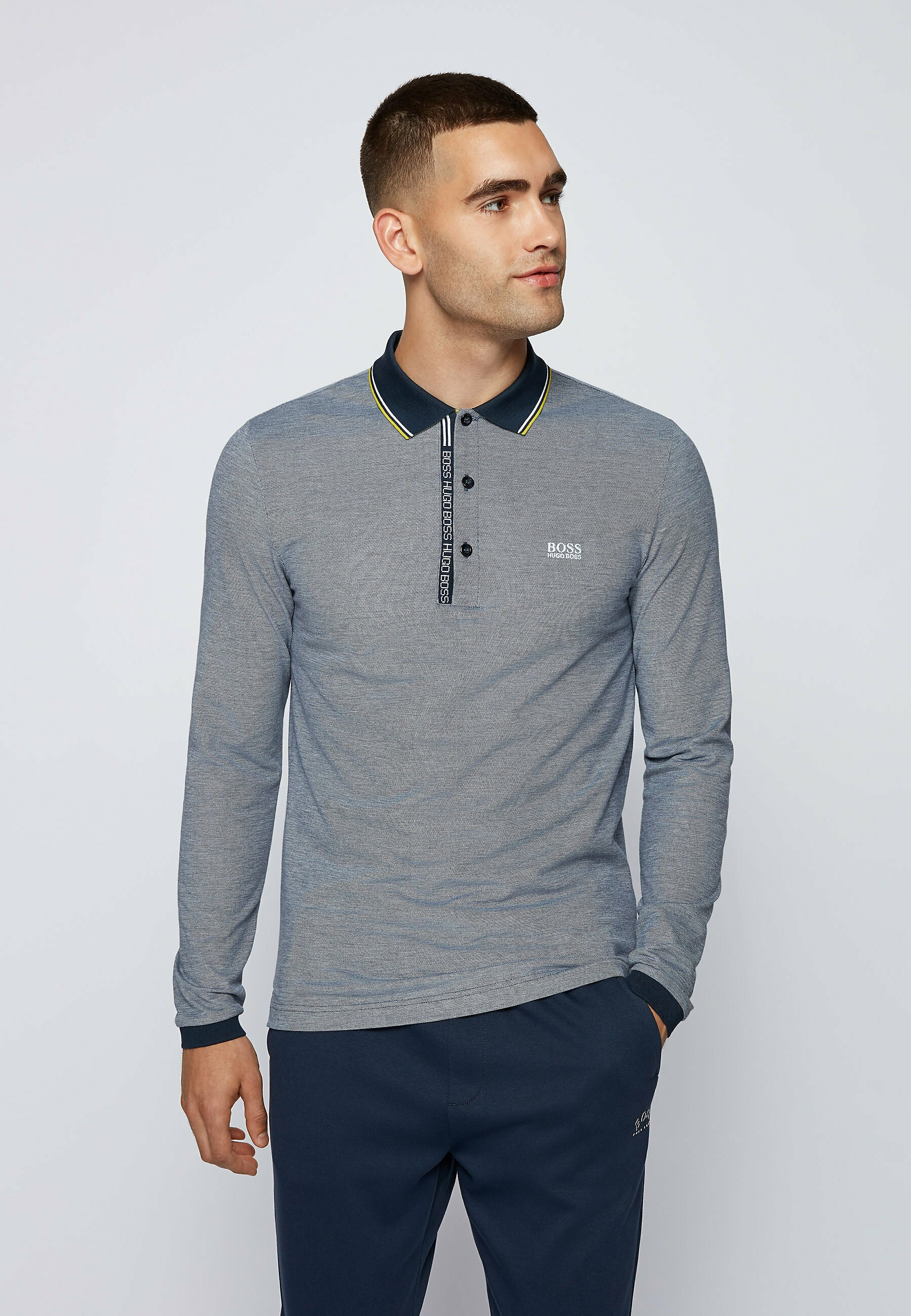 Men PLEESY - Polo shirt